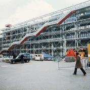 Fin de panne pour les escalators de Beaubourg
