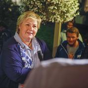 Erna Solberg, la Merkel norvégienne, rempile