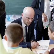 Jean-Michel Blanquer s'implique dans les programmes scolaires