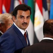 L'émir du Qatar reçu vendredi par Emmanuel Macron