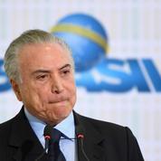 Corruption au Brésil: le président Temer face à de nouvelles accusations