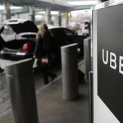 Les chauffeurs Uber pourront bientôt recevoir des pourboires via l'appli