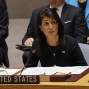 Nikki Haley, ambassadeur américain de choc à l'ONU