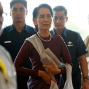 La «Lady» Aung San Suu Kyi, héroïne tragique de la démocratie birmane