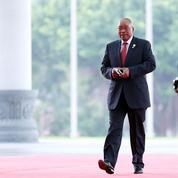 Jacob Zuma rattrapé par ses affaires avec la France