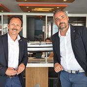 Luca Brancaleon et Gianguido Girotti prennent la barre des bateaux Bénéteau