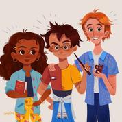 Harry Potter :une Hermione à la peau noire fait à nouveau polémique
