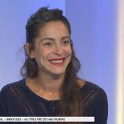 Audrey Dana: «Je trouve que dans le cinéma français, ça ne bosse pas assez»