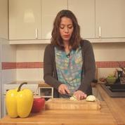Comment couper un oignon sans pleurer ?