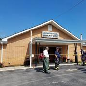 États-Unis : un mort et six blessés lors d'une fusillade dans une église
