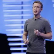 Mark Zuckerberg envisage de vendre jusqu'à 18% de ses actions de Facebook