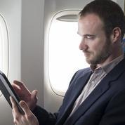 Le Wi-Fi à bord des avions, un marché de 130 milliards de dollars