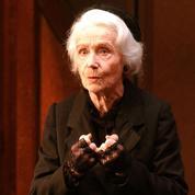 La Comédie-Française rend hommage à Gisèle Casadesus