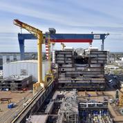 Accord signé entre Paris et Rome pour la reprise des chantiers navals STX