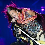 Steven Tyler malade, Aerosmith annule la fin de sa tournée