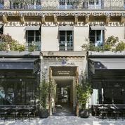 Hôtel National des Arts-et-Métiers, une trattoria chic