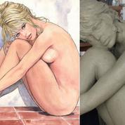 Brigitte Bardot, «les larmes aux yeux», remercie Saint-Tropez pour sa statue