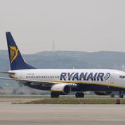 Ryanair va annuler des vols jusqu'à mars 2018