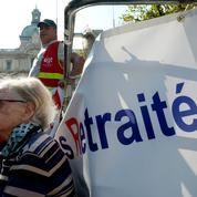 Les retraités dans la rue contre la hausse de la CSG