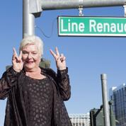 Line Renaud : «Une rue à Las Vegas, c'est un grand moment dans ma vie»
