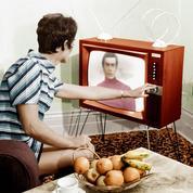 Les débuts difficiles de la télévision en couleur