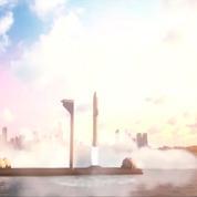 Elon Musk précise ses plans pour aller sur Mars
