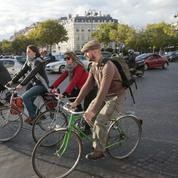 Quelle est la place de la voiture en Île-de-France aujourd'hui ?