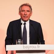 François Bayrou tend la main à l'UDI