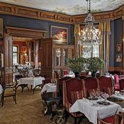 Saint James, à Paris: cuisine au sommet pour décor époustouflant