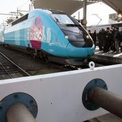 À Paris, les TGV Ouigo vont partir de la gare Montparnasse