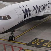 Londres organise un rapatriement hors norme après la soudaine faillite de Monarch Airlines