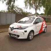 Des Renault autonomes rouleront à Rouen en 2018