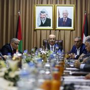Le gouvernement palestinien réuni à Gaza