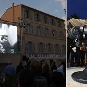 Le maire de Saint Tropez est fier de sa statue de Brigitte Bardot