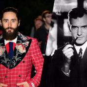 Jared Leto incarnera Hugh Hefner, le fondateur de Playboy