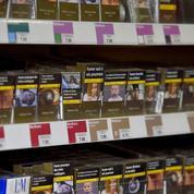 Les buralistes manifestent contre le paquet à 10 euros