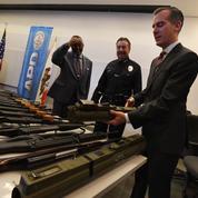 La Californie, modèle américain pour le contrôle des armes