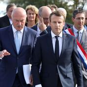 GM&S : des heurts en marge de la visite de Macron en Corrèze