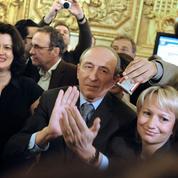 L'épouse de Gérard Collomb va prendre les rênes de LREM dans le Rhône