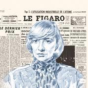 Bonjour tristesse : en 1954, Françoise Sagan vue par François Mauriac