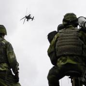 Les manœuvres de la Suède pour changer de stratégie militaire