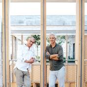 Philippe Francq et Éric Giacometti, le nouveau tandem de Largo Winch