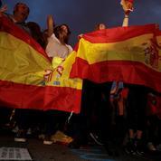 En Catalogne, les anti-indépendantistes veulent se faire entendre