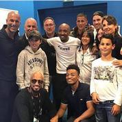 Zinédine Zidane au Vélodrome pour… écouter Soprano