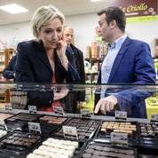 Pour Florian Philippot, «Marine» est redevenue «Le Pen»