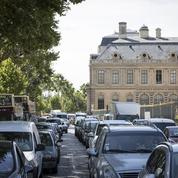 Pollution à Paris : découvrez le décevant bilan d'Hidalgo en cartes