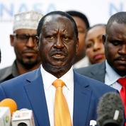Kenya : l'opposant Raila Odinga renonce à la présidentielle