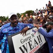 Le Liberia vote pour consolider la paix