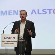 Questions sur l'emploi chez Alstom et GE