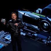 Du jeu vidéo à la voiture, l'irrésistible ascension de Nvidia